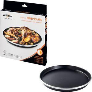 Plat CRISP pour Micro-ondes Whirlpool - PETIT