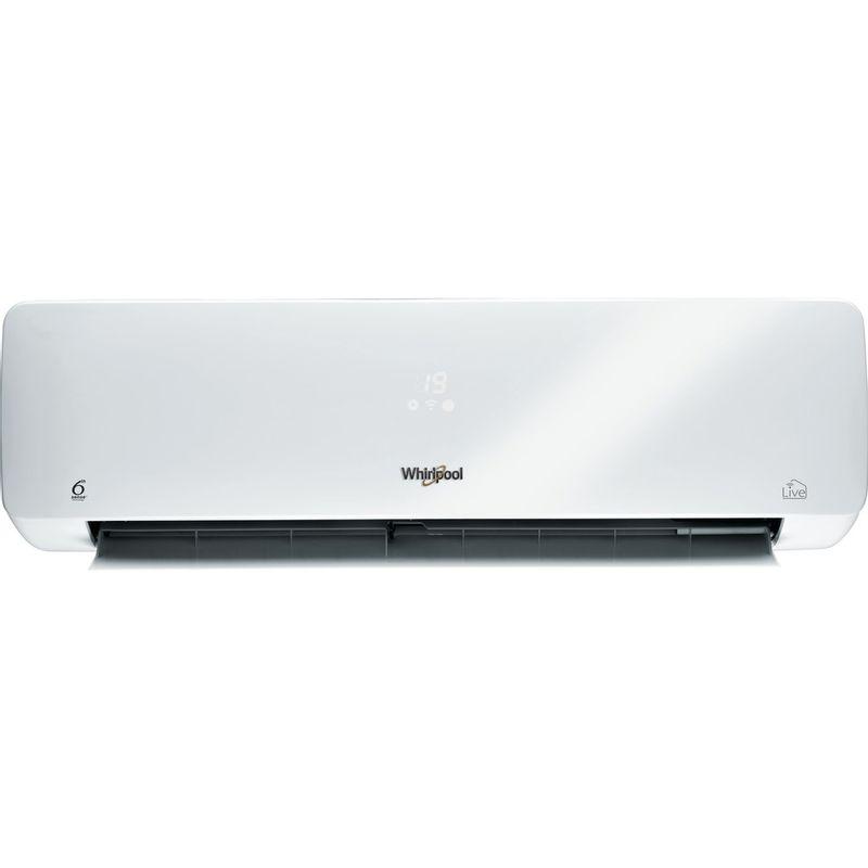 Whirlpool-Climatiseur-SPIW309A2WF-A---Moteur-inverter-Blanc-Frontal-open