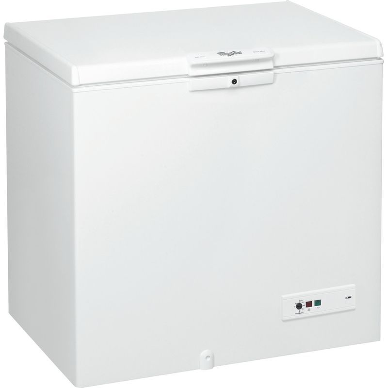 Whirlpool-Congelateur-Pose-libre-WHM31112-Blanc-Perspective