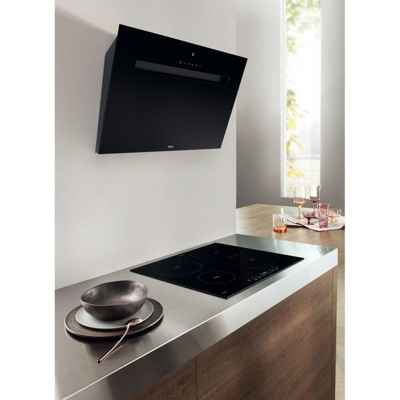 Whirlpool-Hotte-Encastrable-AKR-808-BK-Noir-Mural-Electronique-Lifestyle-perspective