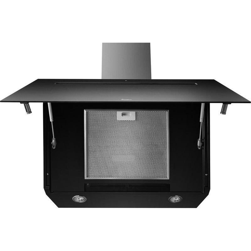 Whirlpool-Hotte-Encastrable-AKR-808-BK-Noir-Mural-Electronique-Filter