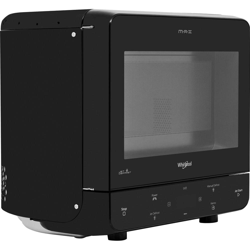 Whirlpool Micro-ondes posable MAX 34/BL : consultez les spécificités de votre appareil et découvrez toutes ses fonctions innovantes pour votre famille et votre maison.