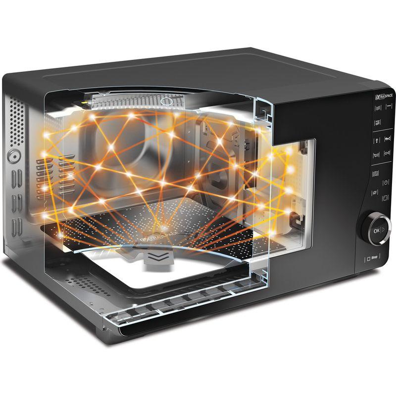 Whirlpool-Four-micro-ondes-Pose-libre-MWF-420-BL-Noir-Electronique-25-Micro-ondes-uniquement-800-Lifestyle-detail
