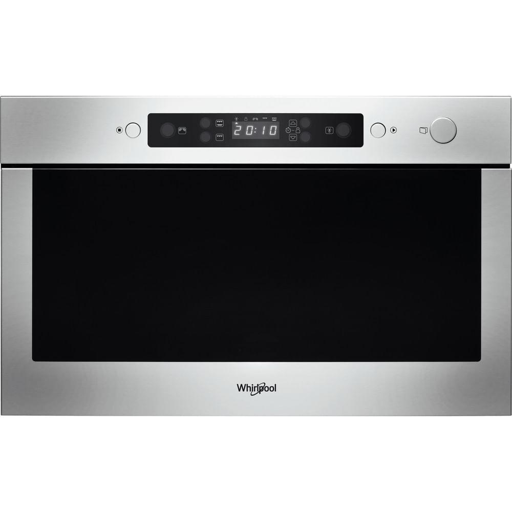 Découvrez une nouvelle façon de cuisiner avec le micro-ondes combiné gril AMW 439/IX en vente sur la boutique en ligne de Whirlpool.