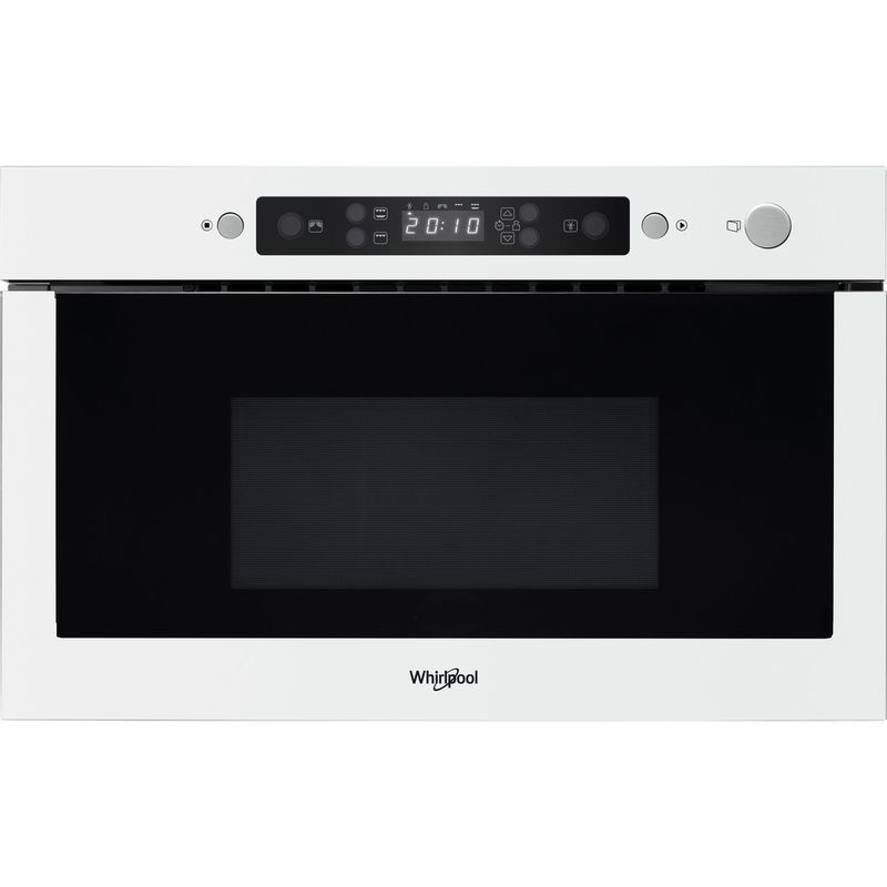 Whirlpool-Four-micro-ondes-Encastrable-AMW-439-WH-Blanc-Electronique-22-Micro-ondes---gril-750-Frontal