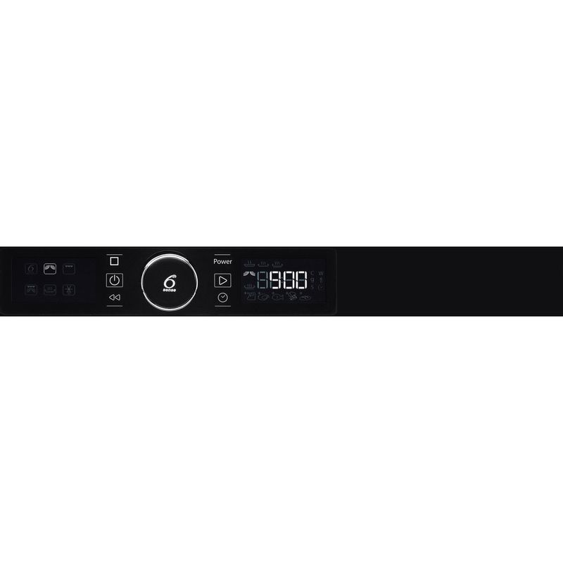Whirlpool-Four-micro-ondes-Encastrable-AMW-730-NB-Noir-Electronique-31-Micro-ondes---gril-1000-Control-panel