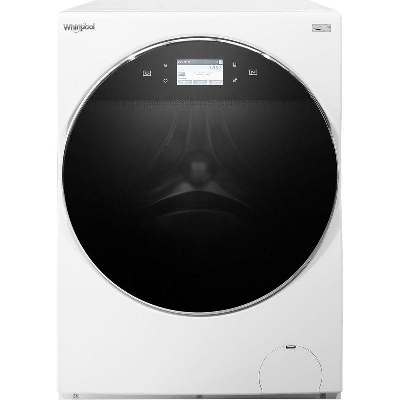 Whirlpool-Lave-linge-Pose-libre-FRR12451-Blanc-Lave-linge-frontal-A----Frontal