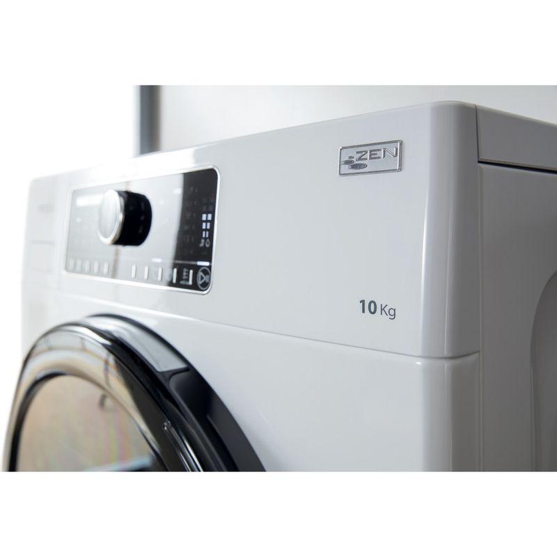 Whirlpool-Lave-linge-Pose-libre-FSCR-10432-Blanc-Lave-linge-frontal-A----Control-panel