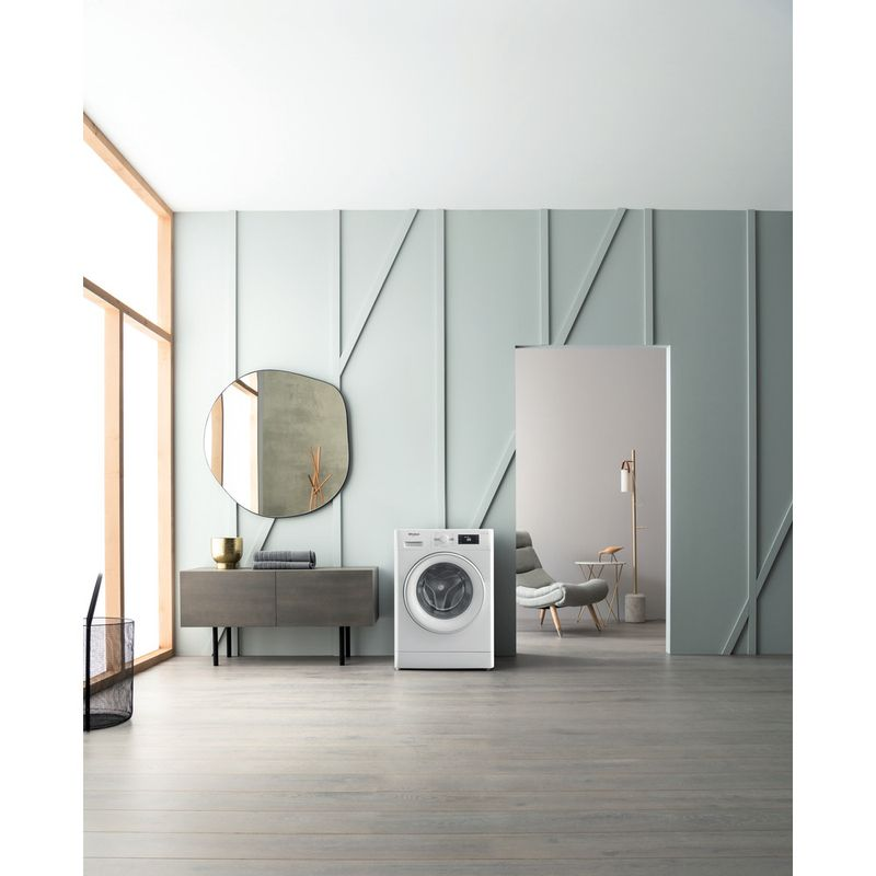 Whirlpool-Lave-linge-Pose-libre-FWG91484WS-FR-Blanc-Lave-linge-frontal-A----Lifestyle-frontal