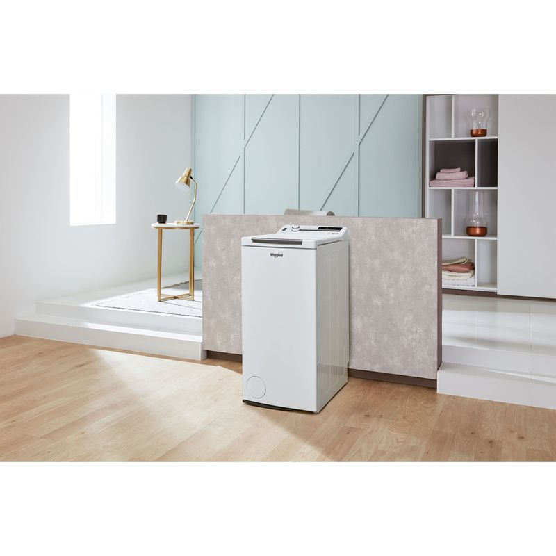 Whirlpool-Lave-linge-Pose-libre-TDLR-60230-Blanc-Lave-linge-top-A----Lifestyle-perspective