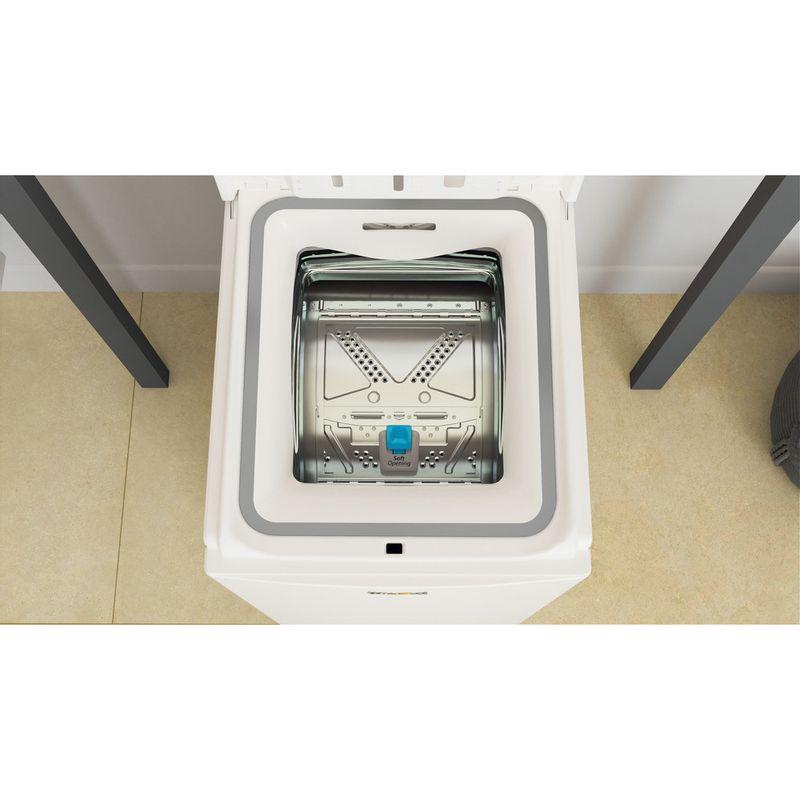 Whirlpool-Lave-linge-Pose-libre-TDLR-60230-Blanc-Lave-linge-top-A----Drawer