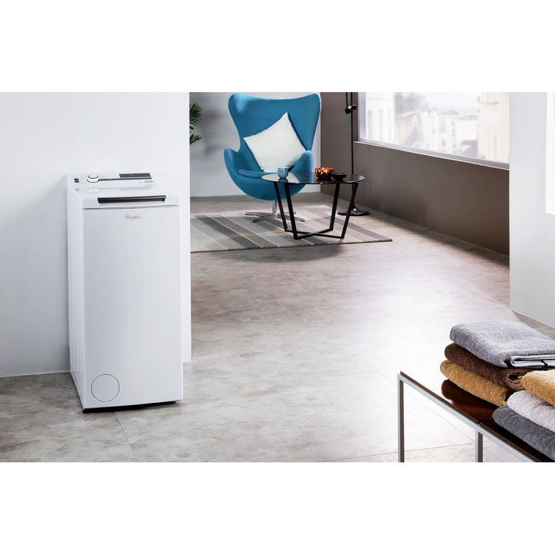 Whirlpool-Lave-linge-Pose-libre-TDLR-70230-Blanc-Lave-linge-top-A----Lifestyle-perspective
