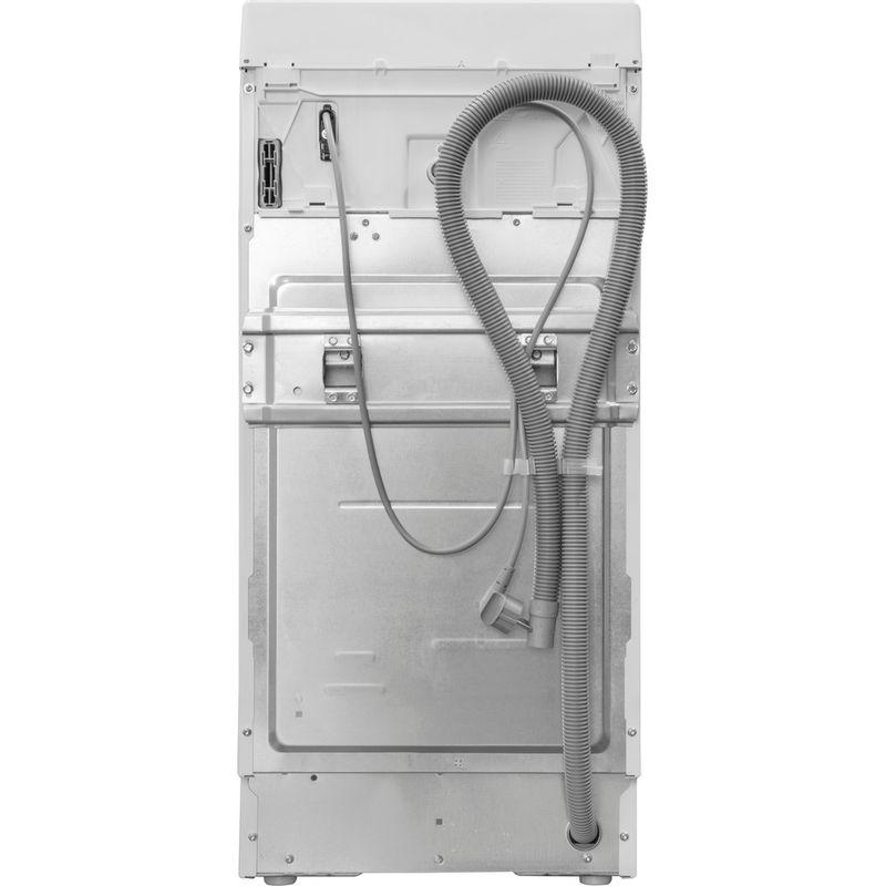 Whirlpool-Lave-linge-Pose-libre-TDLR-70230-Blanc-Lave-linge-top-A----Back---Lateral