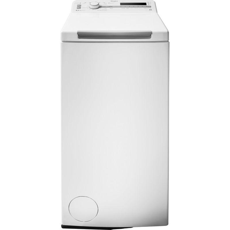 Whirlpool-Lave-linge-Pose-libre-TDLR-65210-Blanc-Lave-linge-top-A----Frontal