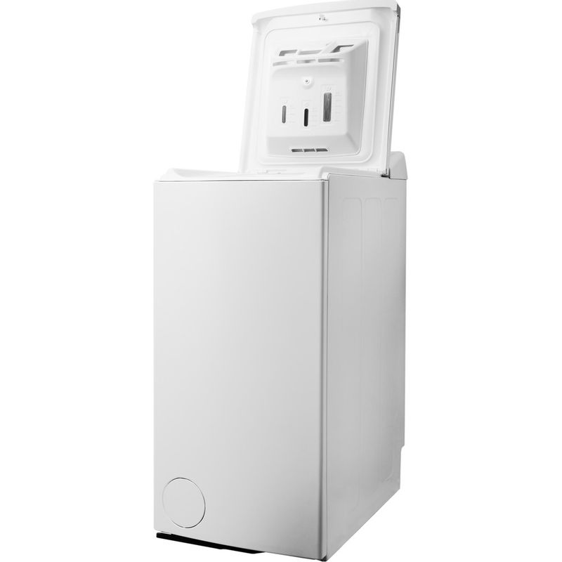 Whirlpool-Lave-linge-Pose-libre-TDLR-65210-Blanc-Lave-linge-top-A----Perspective-open