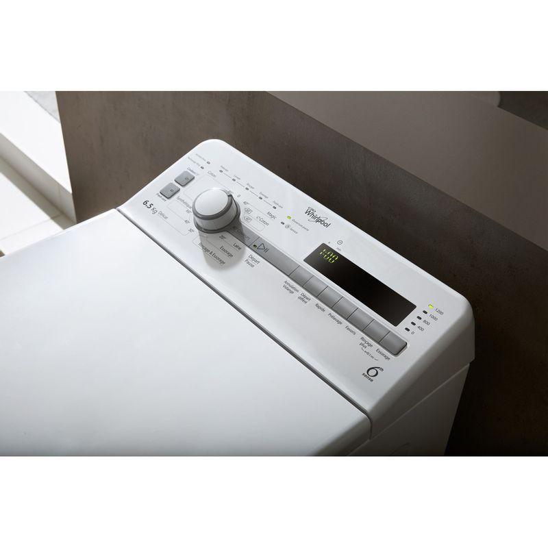 Whirlpool-Lave-linge-Pose-libre-TDLR-65210-Blanc-Lave-linge-top-A----Lifestyle-control-panel