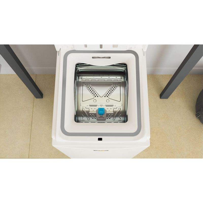 Whirlpool-Lave-linge-Pose-libre-TDLR-70210-Blanc-Lave-linge-top-A----Drawer