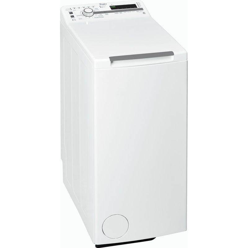 Whirlpool-Lave-linge-Pose-libre-TDLR-60211-Blanc-Lave-linge-top-A----Perspective