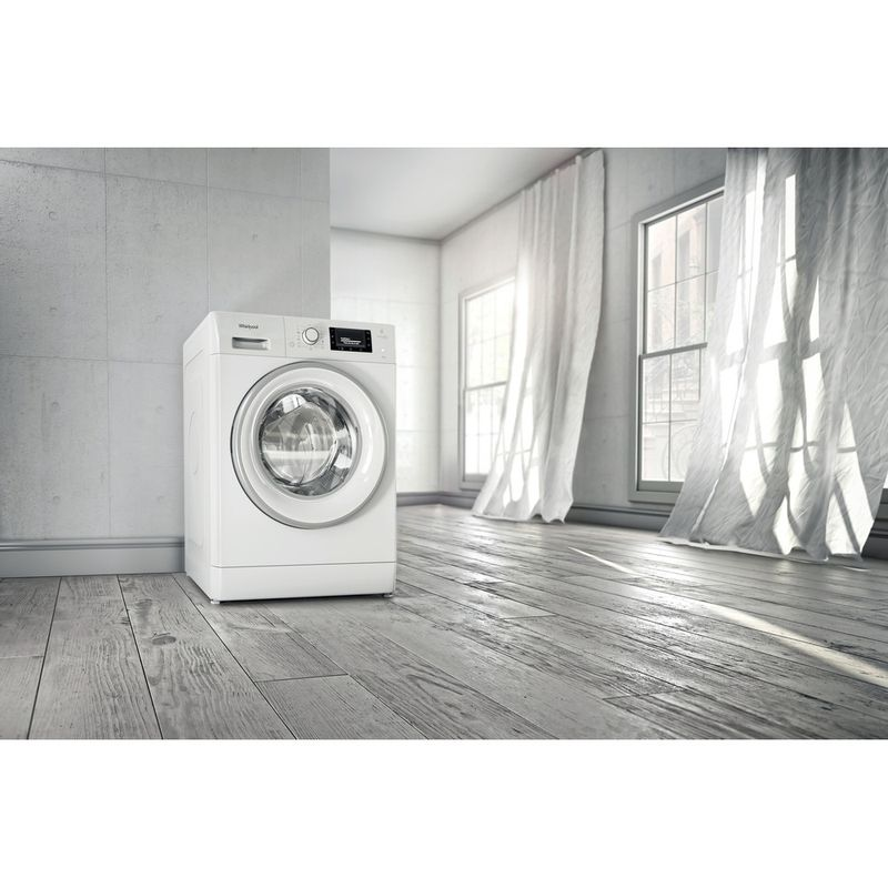 Whirlpool-Lave-linge-Pose-libre-FWFB81483W-FR-Blanc-Lave-linge-frontal-A----Lifestyle-perspective