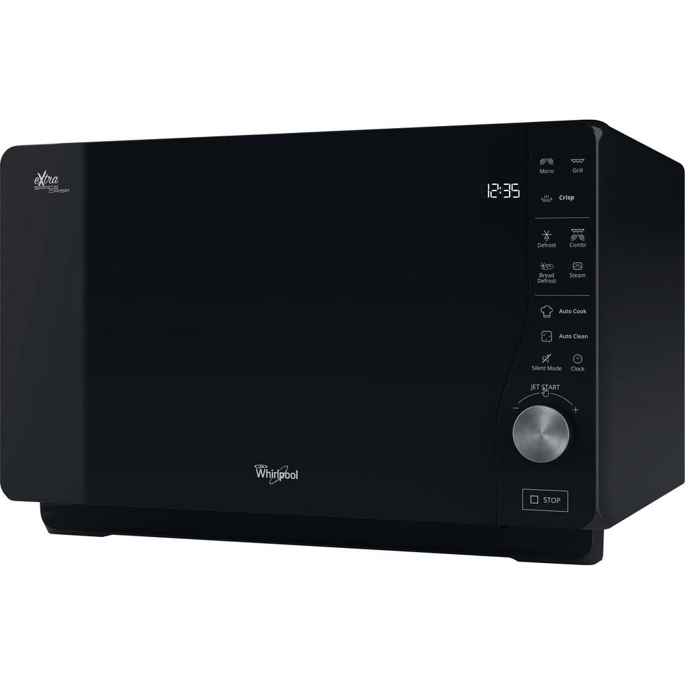 Whirlpool Micro-ondes posable MWF 427 BL : consultez les spécificités de votre appareil et découvrez toutes ses fonctions innovantes pour votre famille et votre maison.