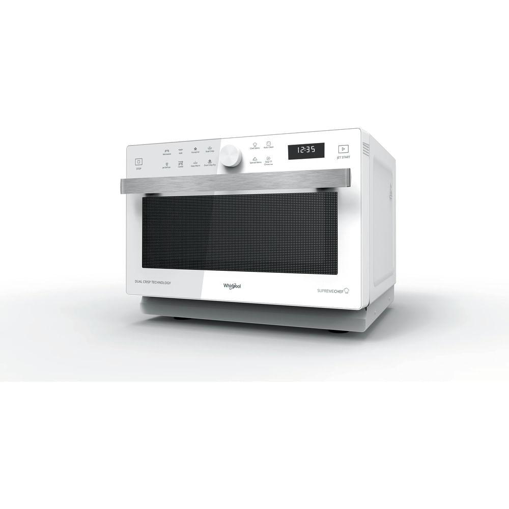 Whirlpool Micro-ondes posable MWP 338 W : consultez les spécificités de votre appareil et découvrez toutes ses fonctions innovantes pour votre famille et votre maison.
