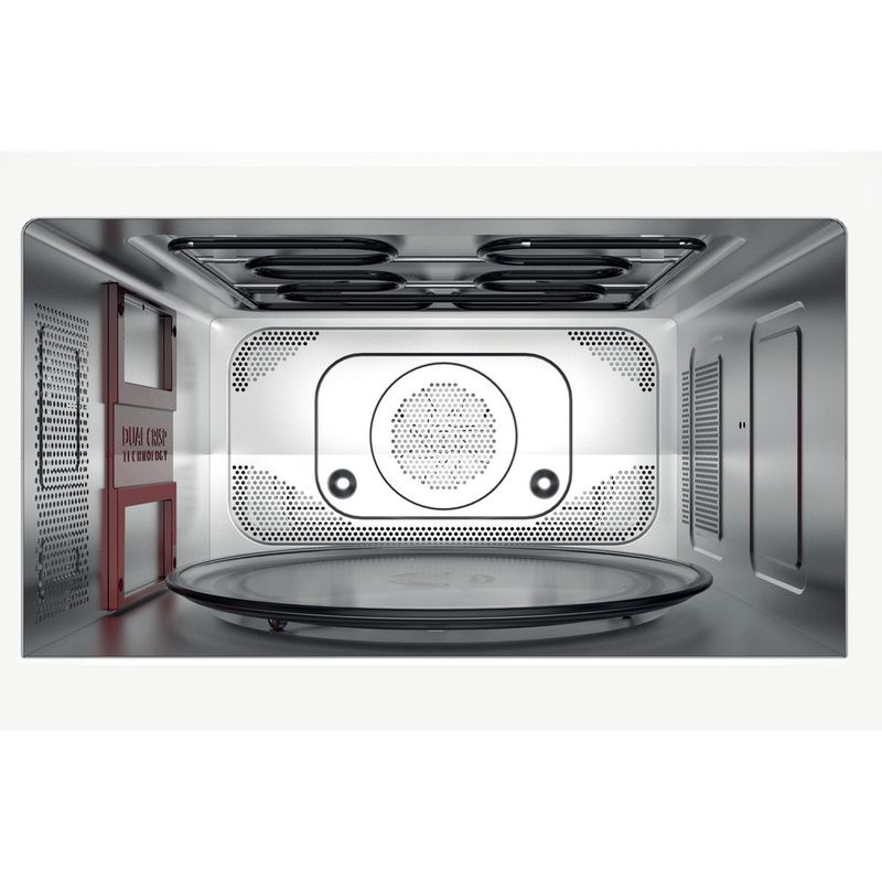 Whirlpool-Four-micro-ondes-Pose-libre-MWP-3391-SB-Argent-Electronique-33-Micro-ondes-Combine-1000-Cavity