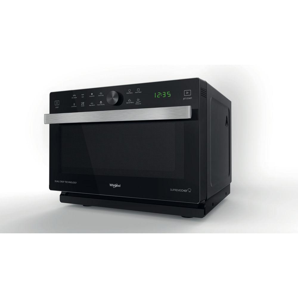 Whirlpool Micro-ondes posable MWP 338 B : consultez les spécificités de votre appareil et découvrez toutes ses fonctions innovantes pour votre famille et votre maison.