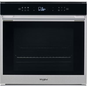 Four multifonction encastrable Whirlpool: couleur inox, pyrolyse - W7 OM4 4S1 P