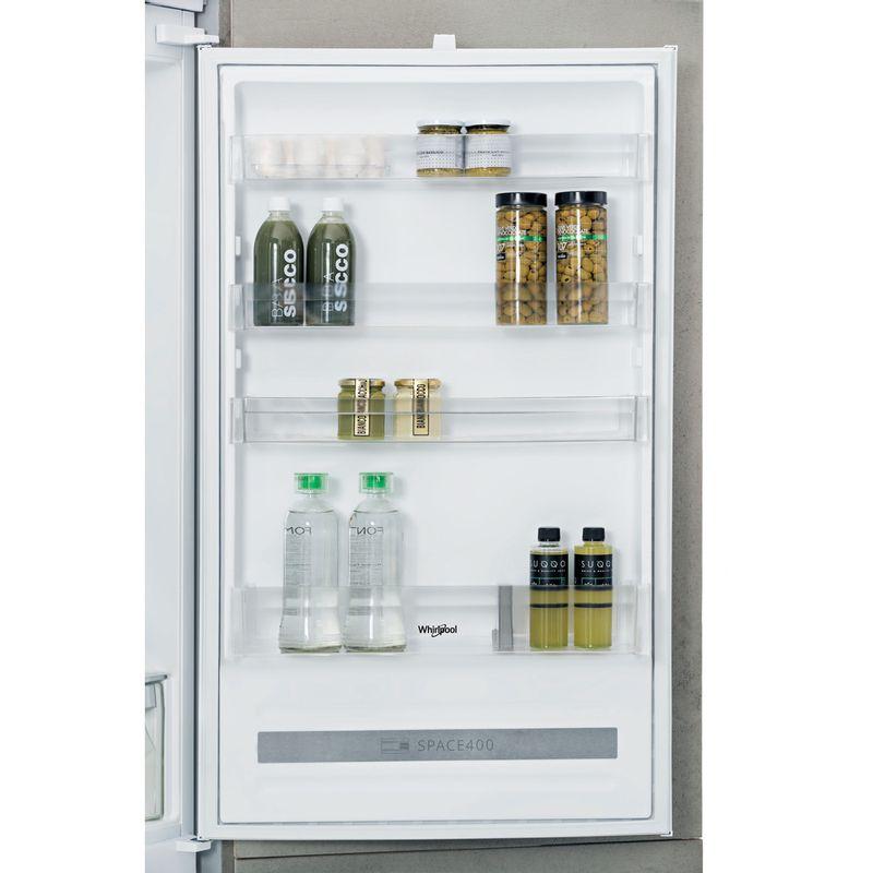 Whirlpool-Combine-refrigerateur-congelateur-Encastrable-SP40-800-Blanc-2-portes-Drawer
