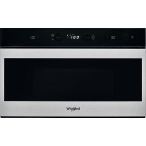 Micro-ondes encastrable Whirlpool: couleur acier inoxydable - W7 MN810