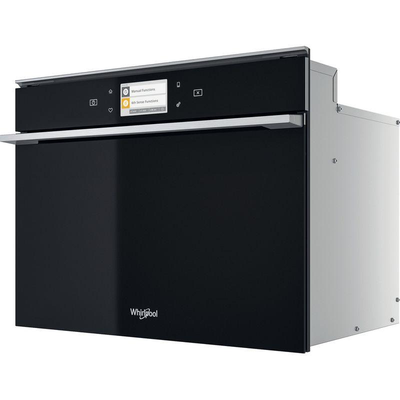 Whirlpool-Four-micro-ondes-Encastrable-W11-MW161-Noir-gris-Electronique-40-Micro-ondes-Combine-900-Perspective