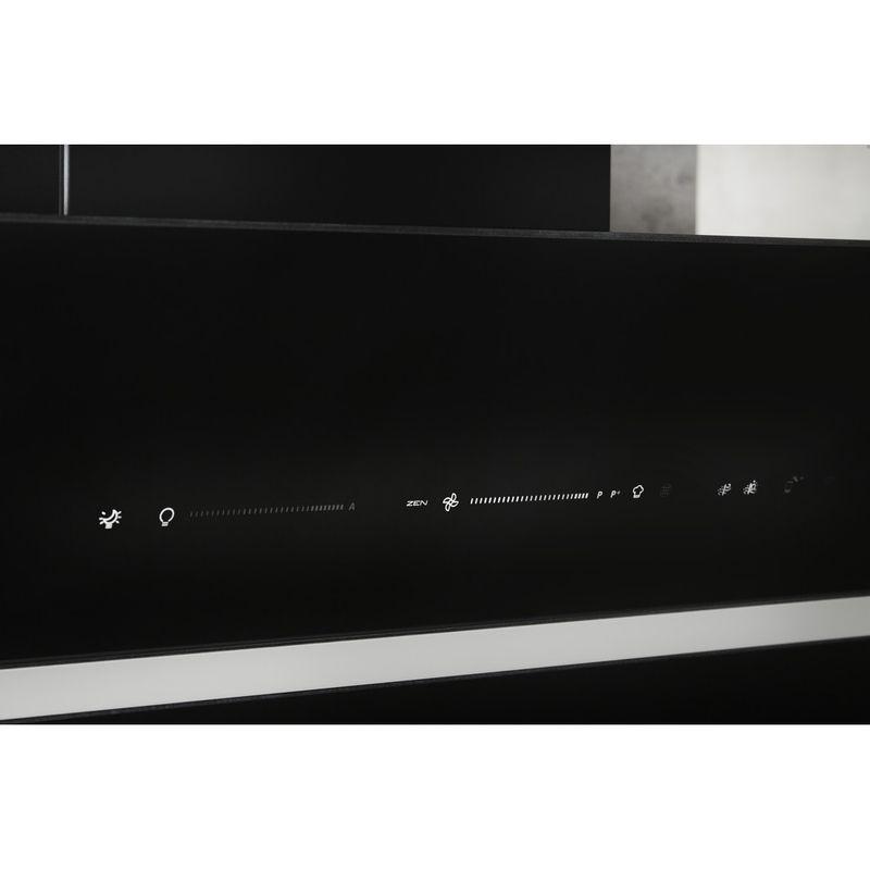 Whirlpool-Hotte-Encastrable-WHVS-90F-LT-C-K-Noir-Mural-Electronique-Lifestyle-control-panel