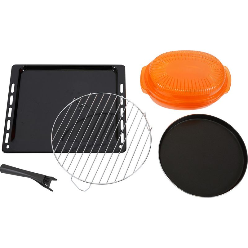 Whirlpool-Four-micro-ondes-Encastrable-W9-MW261-IXL-Acier-inoxydable-Electronique-40-Micro-ondes-Combine-900-Accessory