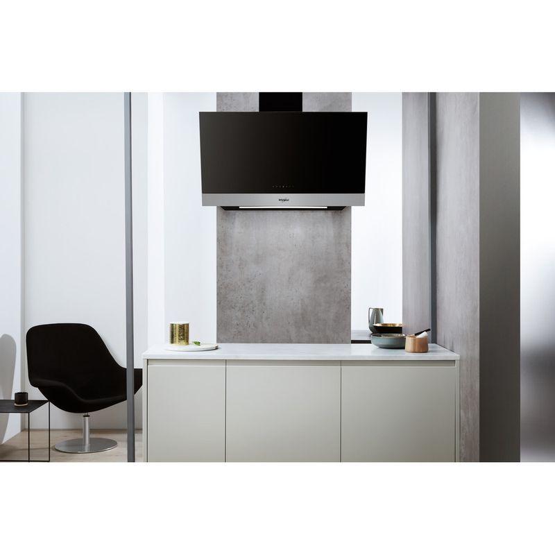 Whirlpool-Hotte-Encastrable-WVS-93F-LT-K-Noir-Mural-Electronique-Lifestyle-frontal