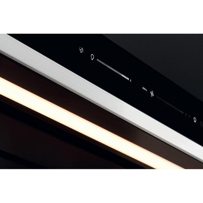 Whirlpool-Hotte-Encastrable-WHSS-90F-L-T-C-K-Noir-Mural-Electronique-Lifestyle-control-panel