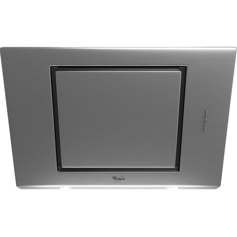 Whirlpool-Hotte-Encastrable-AKR-808-1-IX-Inox-Mural-Mecanique-Frontal