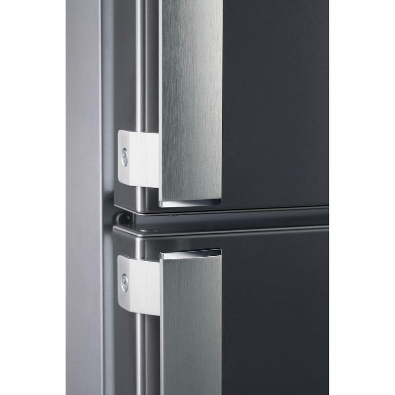Whirlpool-Combine-refrigerateur-congelateur-Pose-libre-W84BE-72-X-Inox-2-portes-Lifestyle-detail