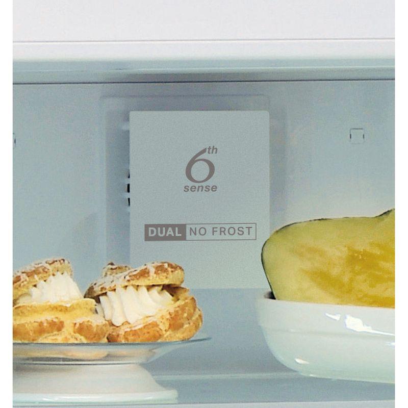 Whirlpool-Combine-refrigerateur-congelateur-Pose-libre-W84TE-72-X-AQUA-Inox-2-portes-Food