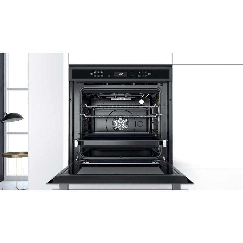 Whirlpool-Four-Encastrable-W6-OM4-4S1-P-BSS-Electrique-A--Lifestyle-frontal-open