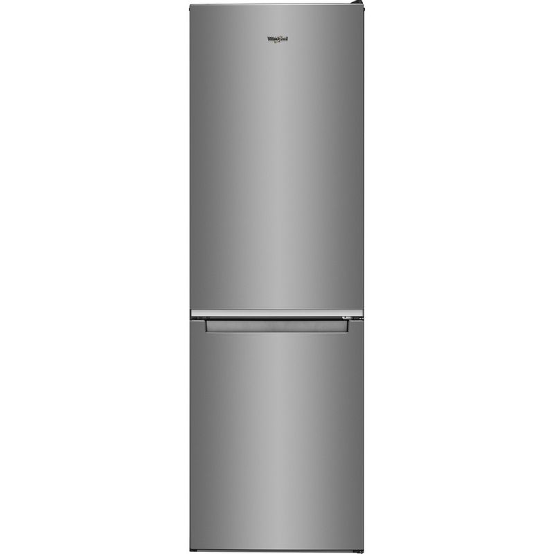 Whirlpool-Combine-refrigerateur-congelateur-Pose-libre-W5-821C-OX-Optic-Inox-2-portes-Frontal