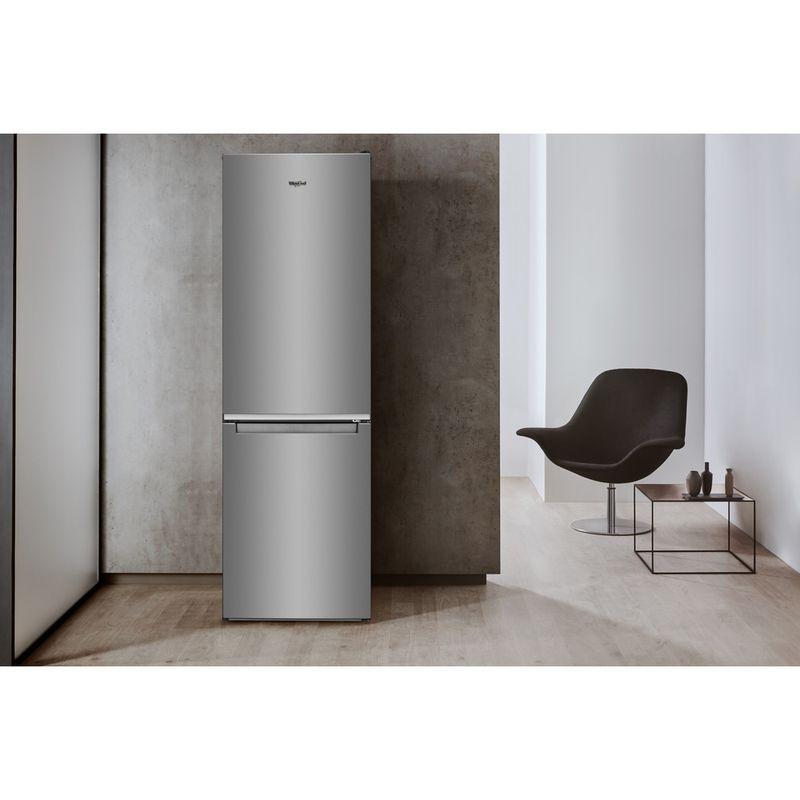 Whirlpool-Combine-refrigerateur-congelateur-Pose-libre-W5-821C-OX-Optic-Inox-2-portes-Lifestyle-frontal