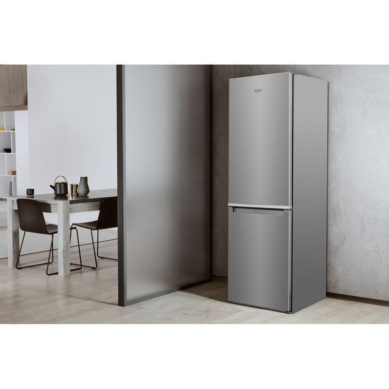 Whirlpool-Combine-refrigerateur-congelateur-Pose-libre-W5-821C-OX-Optic-Inox-2-portes-Lifestyle-perspective