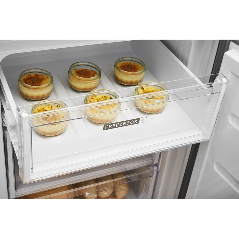 Whirlpool-Combine-refrigerateur-congelateur-Pose-libre-W5-821C-OX-Optic-Inox-2-portes-Drawer