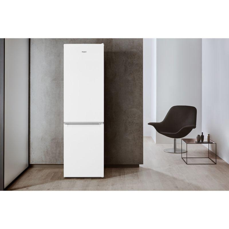 Whirlpool-Combine-refrigerateur-congelateur-Pose-libre-W5-921C-W-Blanc-2-portes-Lifestyle-frontal