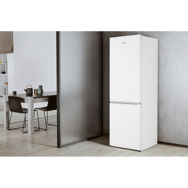 Whirlpool-Combine-refrigerateur-congelateur-Pose-libre-W5-921C-W-Blanc-2-portes-Lifestyle-perspective