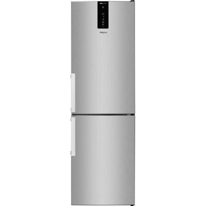 Whirlpool-Combine-refrigerateur-congelateur-Pose-libre-W7-821O-OX-H-Optic-Inox-2-portes-Frontal