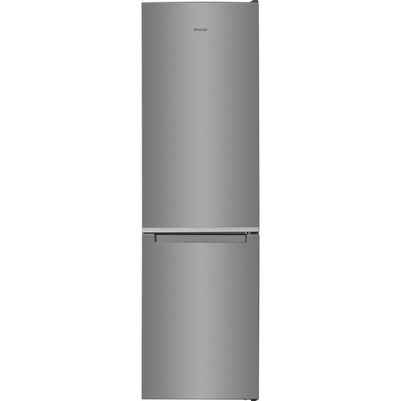 Whirlpool-Combine-refrigerateur-congelateur-Pose-libre-W7-911I-OX-Optic-Inox-2-portes-Frontal