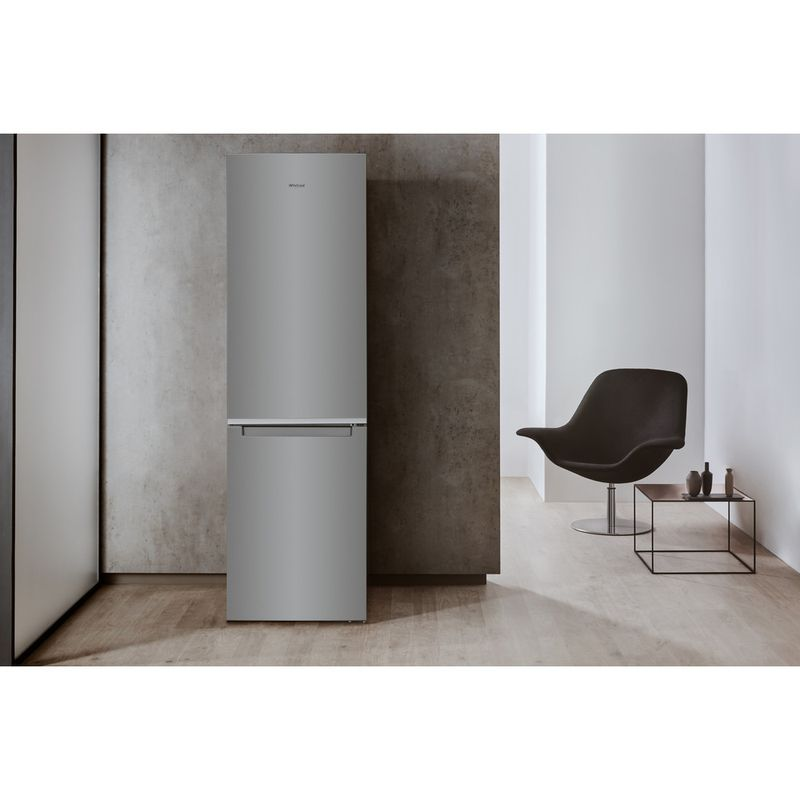 Whirlpool-Combine-refrigerateur-congelateur-Pose-libre-W7-911I-OX-Optic-Inox-2-portes-Lifestyle-frontal