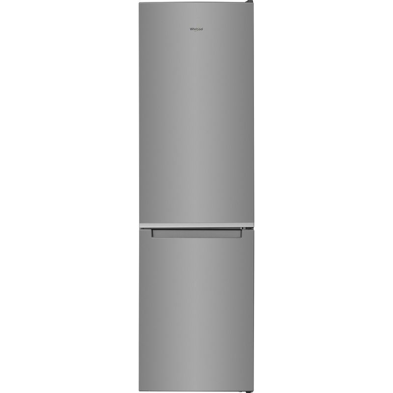 Whirlpool-Combine-refrigerateur-congelateur-Pose-libre-W7-921I-OX-Optic-Inox-2-portes-Frontal