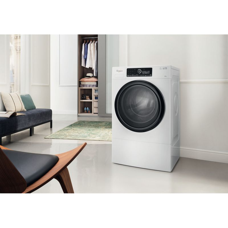 Whirlpool-Lave-linge-Pose-libre-ZENDOSE12-Blanc-Lave-linge-frontal-A----Lifestyle-perspective
